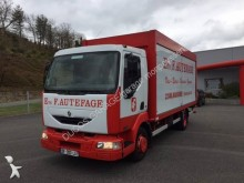 camion piattaforma trasporto bibite Renault