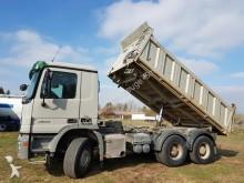 camion Mercedes 2644 K 6x4-Euro 5-AHK - AP-Achse Meiller-Stahl