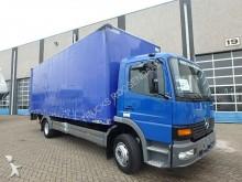 camión Mercedes Atego 1218 + manual + lift