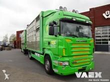 camion Scania R 480 ETADE 2 deks vee
