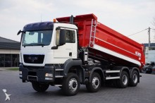 camion MAN TGS / 41.440 / 8 X 8 / WYWROTKA / E 5 / MANUAL