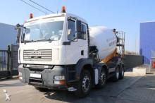 camion MAN TGA 32.360 IMER 9M³