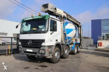 camion Mercedes Actros 3241+STETTER+TAPIS THEAM