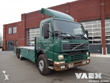 camión Volvo FM10-320 Full Steel Suspension Manuel Gearbox