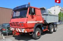 camión Steyr 26S37 6x4