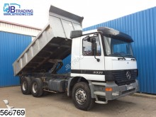 camion Mercedes Actros 3331 6x4, Manual, 13 Tons axles, Steel su