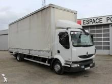 camion Teloni scorrevoli (centinato alla francese) cassone fisso usato