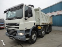 camion DAF FAD CF85-410 8x4 FULL STEEL 20M3 KIPPER (MANUAL
