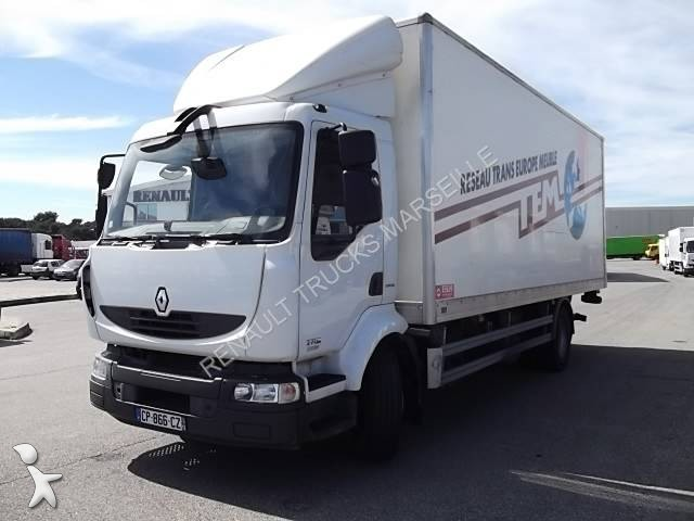 camion renault fourgon polyfond midlum dxi 4x2 gazoil euro 5 hayon occasion n 1990880. Black Bedroom Furniture Sets. Home Design Ideas