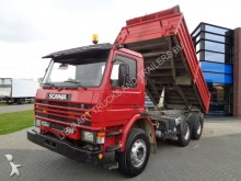 camión Scania 113.360 6x4 / Manual / Euro 2 / Full Steel