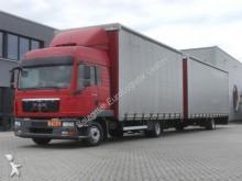 camión MAN TGL 8.220/JUMBO Komplettzug/ Euro 5 / Manual