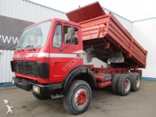 camión Mercedes 2628 S , V8 , 6x4 , 3 Way Tipper