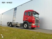 camion Scania R480 CHASSIS