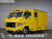 Mercedes Vario 813D 4X2 Damage Money Truck / Geldtranspor