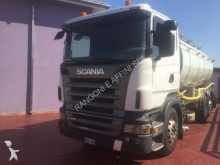 camion citerne Scania