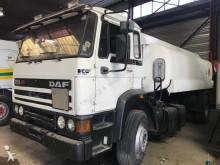 camion DAF 2700 ATI - FUEL TANKER / CITERNE MAZOUT - COMPLE