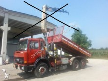 camion Iveco 190.26 6x2 RIBALTABILE / TIPPER SPRING SUSPENSIONS