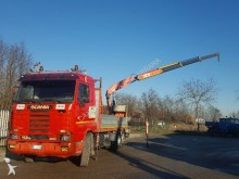 camion Scania R113.380 6X2 FASSI 160.22+1