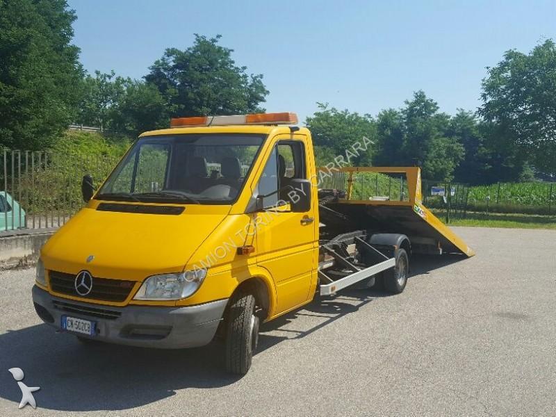 Camion mercedes soccorso stradale comear 4x2 gasolio usato for Attrezzi agricoli usati piemonte