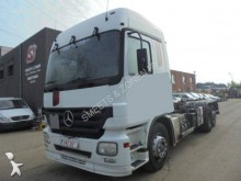 camion porte containers Mercedes