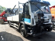 camion cassone fisso incidentato