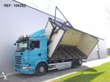 camion Scania R440 SIDE TIPPER MANUAL EURO 5