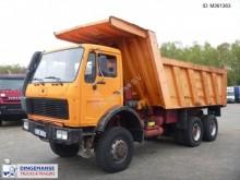 camión Mercedes SK 2628 6X6 Meiller tipper 16 m3