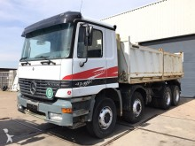 camion Mercedes Actros 4140 K 8x4 - EPS - Full steel