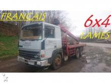 camion Renault Major R310 - 6x4 - PLATEAU GRUE - GRAND PONTS RE