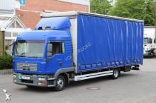 camion cassone centinato teloni scorrevoli MAN