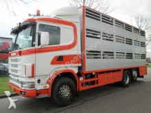 camion Scania R 124-GB 6x2
