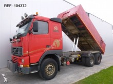 camion Volvo FH12.420 DUMPER MANUAL FULL STEEL