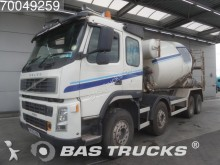 camion Volvo FM9 380 RHD Unfall 8X4 Manual Big-Axle Steelsusp