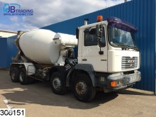 camion MAN 32 364 8x4, Manual, 8 M3, Steel suspension, Naaf