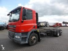 camion DAF CF 85.410 MANUAL