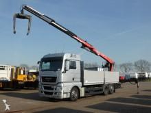 camion MAN TGX 26.440 XLX FASSI F185BS
