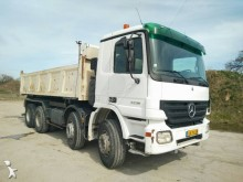 camion ribaltabile bilaterale Mercedes