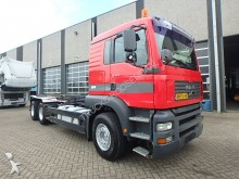 camion MAN TGA 410 + MANUAL! + Kablesystem