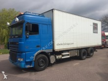 camion DAF XF 95 480 manual 10 tyres retarder