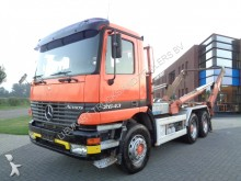 camion Mercedes Actros 2643 6x4 / Manual / Retarder / Full Steel