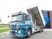 camión Mercedes Actros 2648 / 6x4 / Full Steel / Kipper
