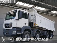 camión MAN TGS 41.400 M 8X4 Manual Big-Axle Steelsuspension