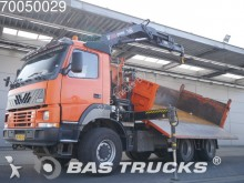 camion Terberg FM 1350 380 6X6 6x6 Manual Big-Axle Lenkachse 3-