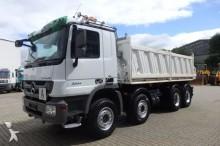 camion Mercedes ACTROS 3244 8x4 EURO5 Dreiseitenkipper
