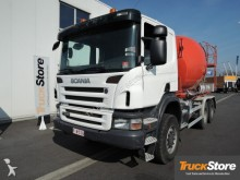 camion Scania P 420 - CB6X6/A2