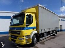 camion Teloni scorrevoli (centinato alla francese) altro centinato alla francese DAF