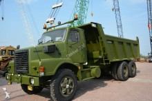 camion Volvo N10 6X4 Tipper Ex-army