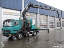 camion Mercedes 1524 Ecoline Hiab 23 ton/meter Kran + Jib