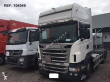camión Scania R500 - SOON EXPECTED - CHASSIS MANUAL STEERING AXLE