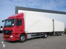 camión Mercedes Actros 1836 CLOSED BOX + TRAILER